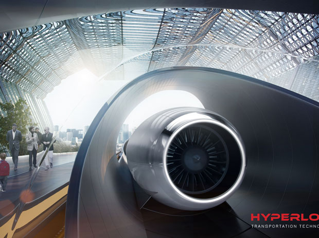 Hyperloop's roadshows aim to attract funds