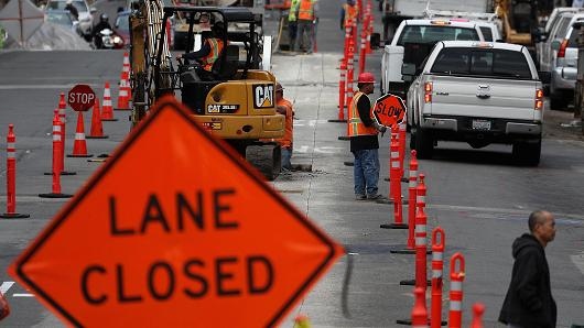 Why the road to Trump's $1 trillion infrastructure investment is marked with potholes