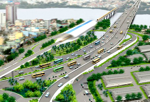 Hanoi plans to spend $40bn to build 10 metro lines