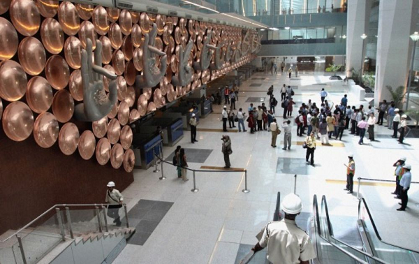 Biggest Indian Airport Firms Surge on Favorable Court Ruling
