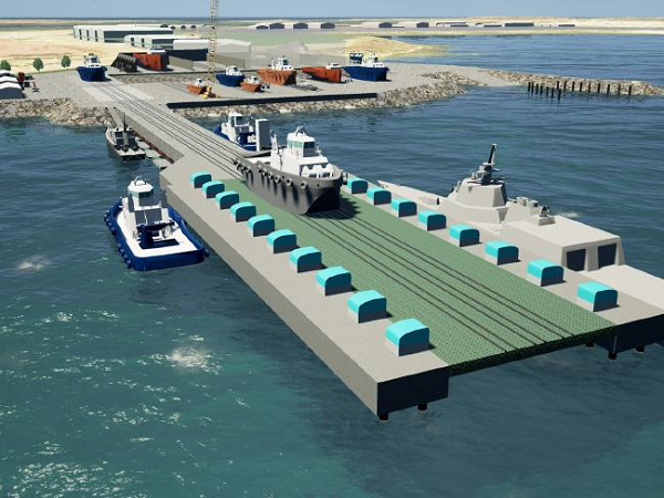 Darwin's big ship lift facility moves a step closer as NT Government pledges $100 million