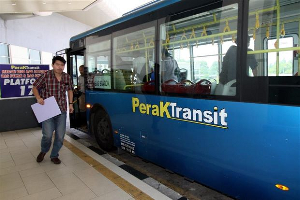 Perak Transit gets RM8mil govt grant to build transportation terminal