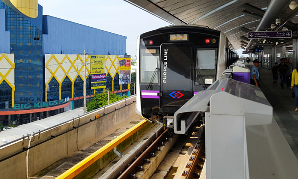 Contract awarded in Thailand's first monorail project