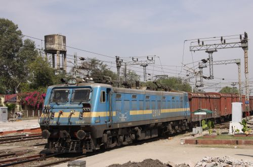 India sets rail budget at record $US 23.3bn