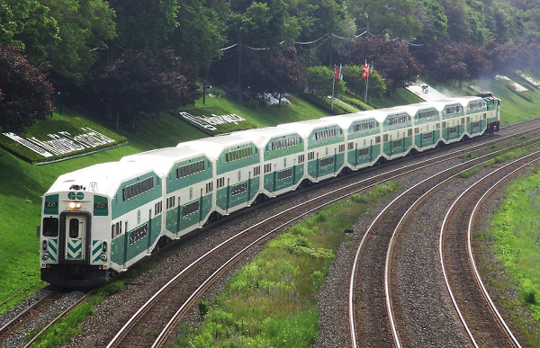 Ontario invites bids for $17bn rail expansion PPP