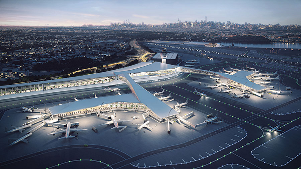 U.S. Sees Rise in Airport Construction