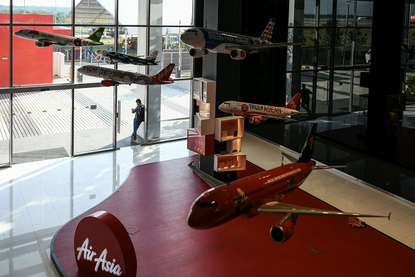AirAsia seeks to operate, maintain Clark airport