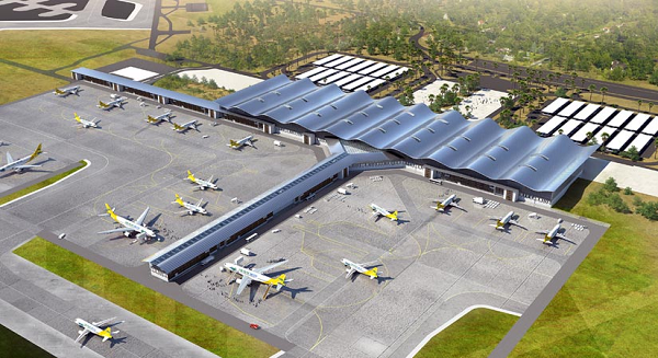 Clark airport O&M bid eligibility rules relaxed