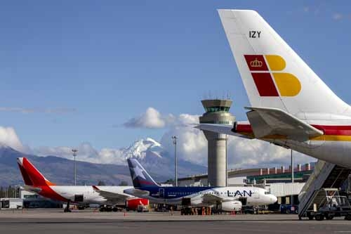 Quito airport unveils $90 million expansion and improvement programme
