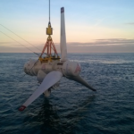 Joint venture to launch French tidal energy project