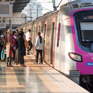 ADB pledges $926m loan to India for metro lines