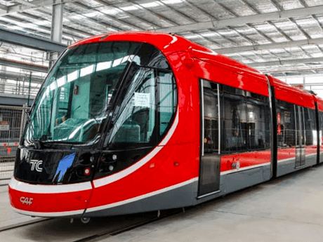 Canberra's PPP-built light rail finally operational