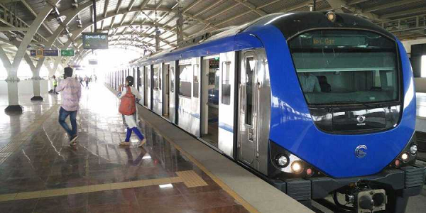 Chennai Metro Rail may privatise operation, maintenance
