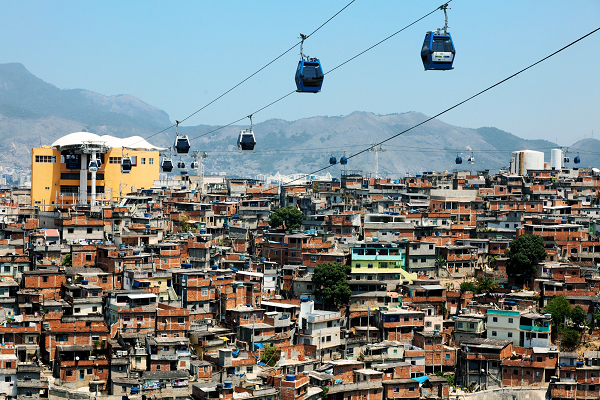 Rio's Defunct Gondola Tells a Tale of Transit Style Over Substance