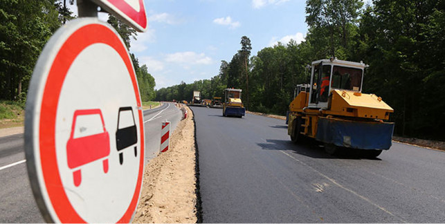 Belarusian Transport Ministry eager to sign agreement to reconstruct M10 motorway in 2020
