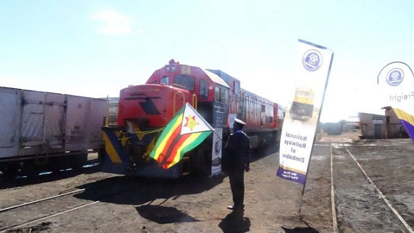 Zimbabwe Railways PPP With Zimasco