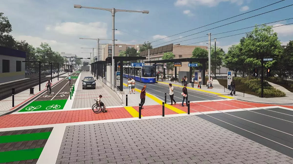 Colas, Parsons consortium picked for Edmonton's $1.9bn light rail system