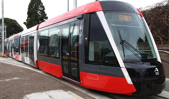 CBA helps refinance Sydney Light Rail project with NSW's first operational PPP Green Loan
