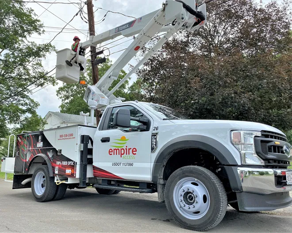 Making new connections: Empire Access, Livingston County partner on broadband project